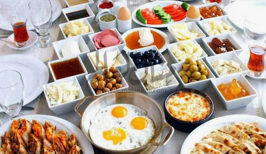 أطعمة لا يجب جمعها معاً... منها الطماطم مع الجبن - المشاهدات : 4.77K