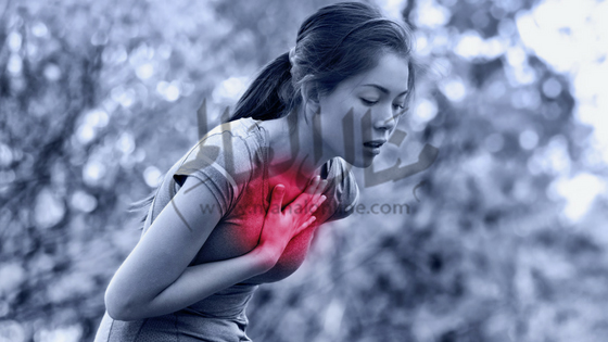 كيف نميز بين الام الصدر والام القلب؟ انتبه لهذه الأعراض - المشاهدات : 191