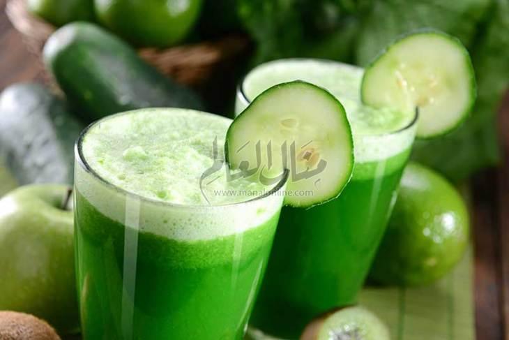 أهم فوائد عصير الخيار التي ستجعلك تشربيه يوميًا