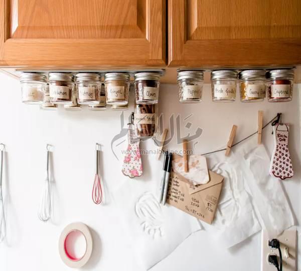 بالصور: تعليقات جديدة في المطبخ لتوفير المساحه-3