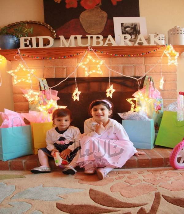 بالصور أفكار لتزيين منزلك في العيد-0