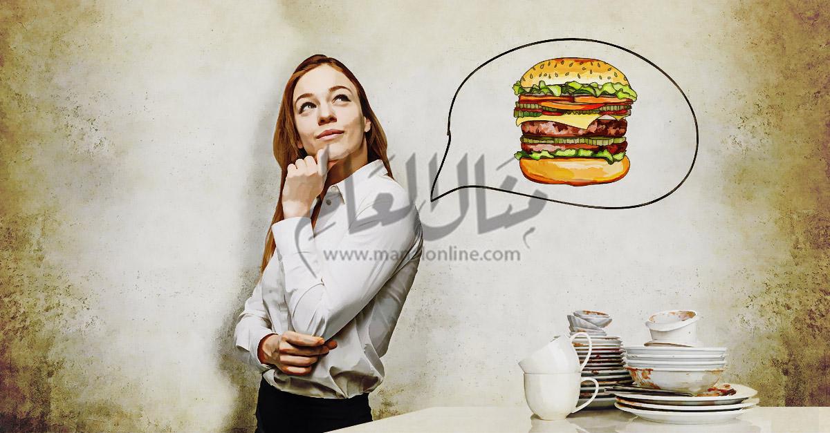6 نصائح للتغلب على الجوع فى رمضان