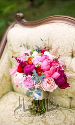 ياجمال الورد! وخاصةً إن كان ورد العروس-4