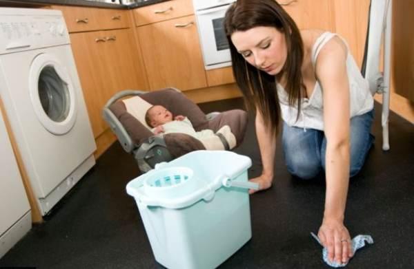 كيف تتعاملين مع ضغط المولود الجديد-2