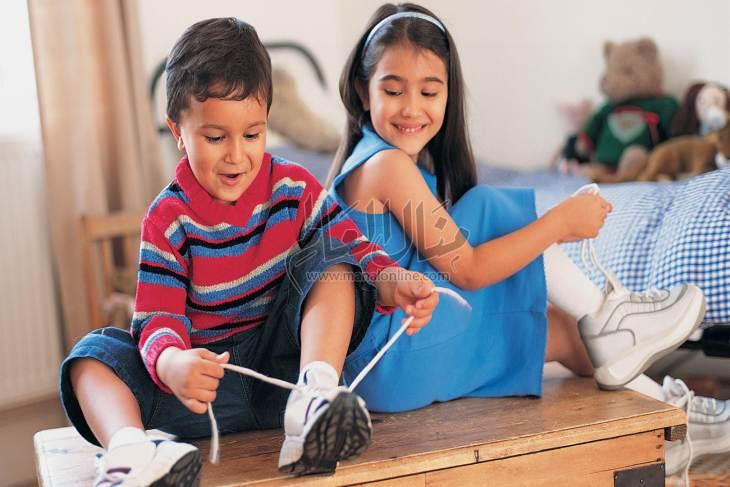 كيفية اختيار الحذاء الصحيح لطفلك