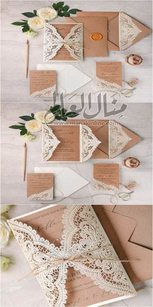 اقترب عرسك؟! إليكِ مجموعة من تصاميم دعوات العرس لتختاري منها-9