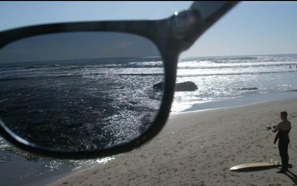 السر وراء لون نظارة الشمس -0