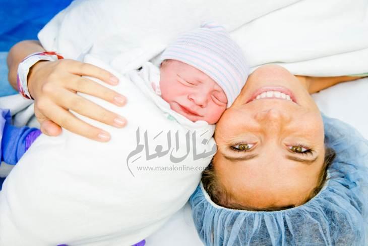 كيف تستعيدي عافيتك سريعًا بعد الولادة القيصرية؟! - المشاهدات : 2.99K