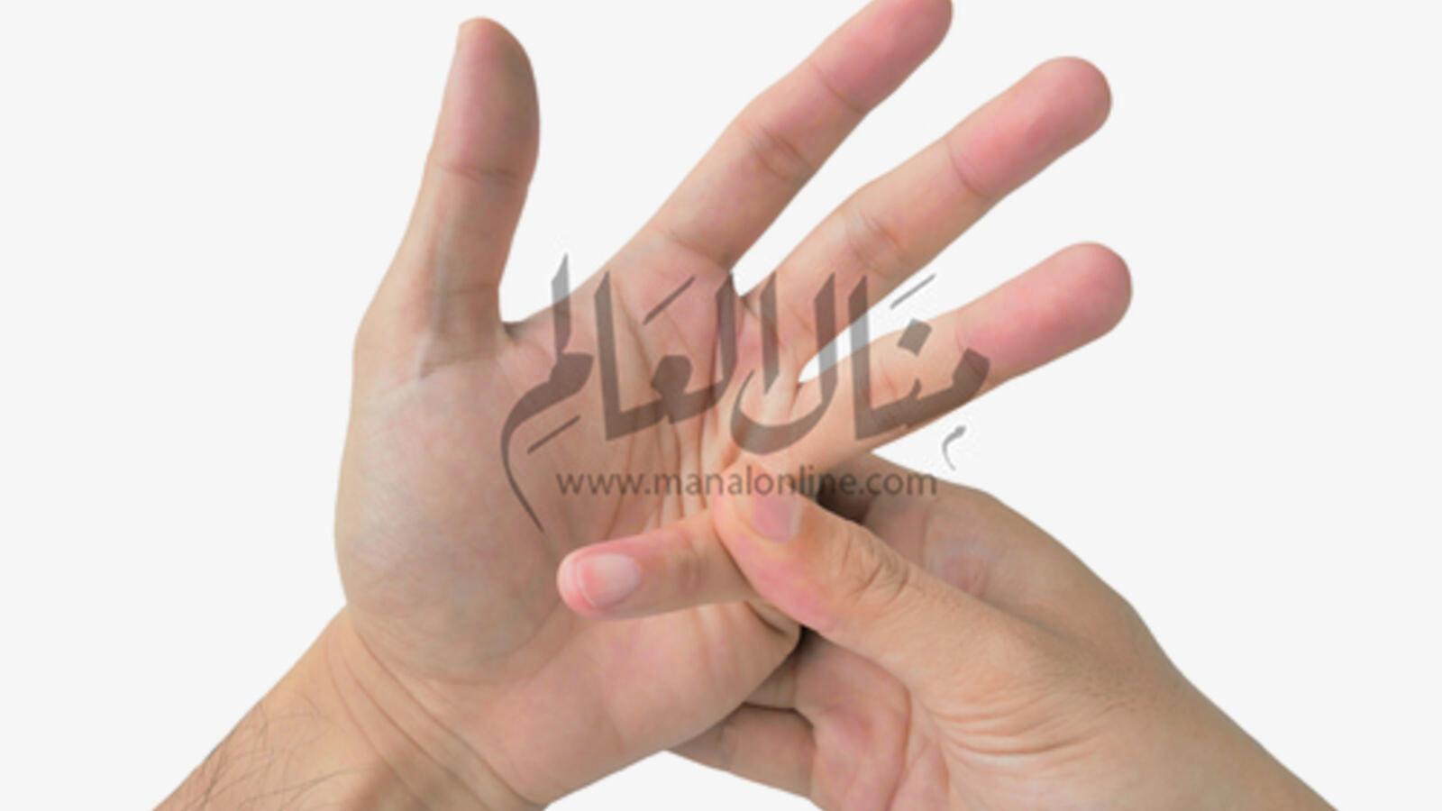 أضرار عادة فرقعة الأصابع - المشاهدات : 1.6K