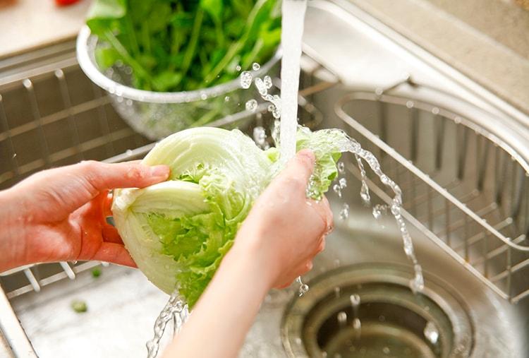 بخطوات بسيطة.. تنظيف الخضراوات بطريقة صحيحة حفاظا على صحتك - المشاهدات : 728