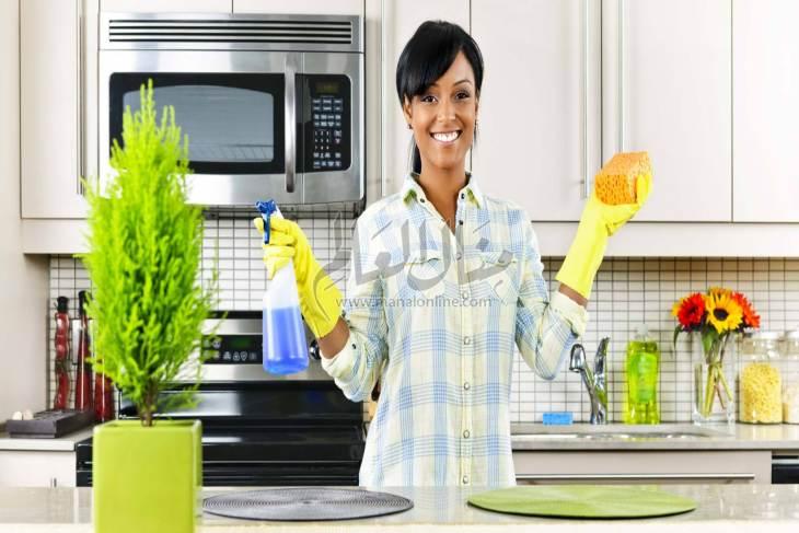 أفكار تسهل عليكِ تنظيف المنزل