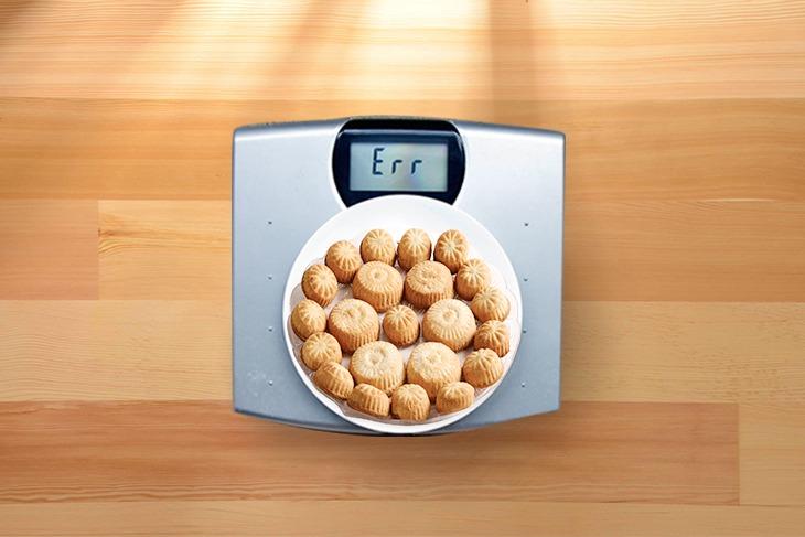 نظام غذائي للتخلص من وزن العيد