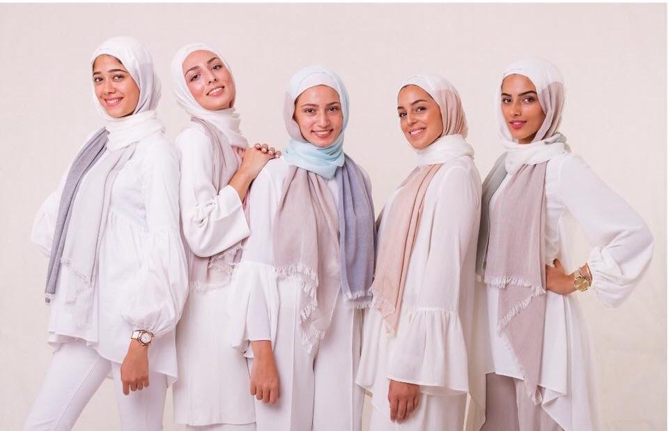 نسقي لون حجابك بحسب لون بشرتك