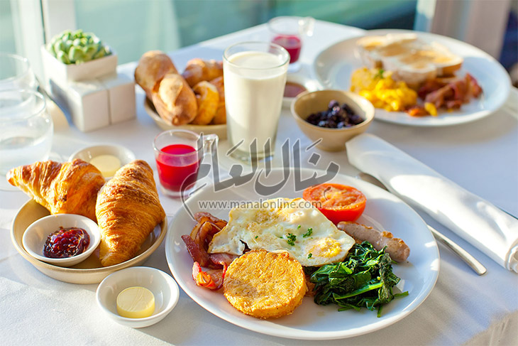 لا تتناولي هذه الأكلات في وجبة الإفطار  - المشاهدات : 15.7K