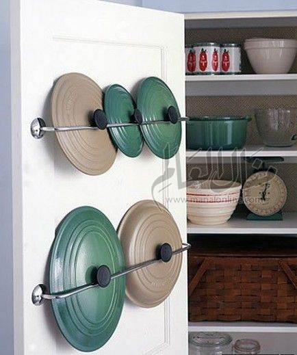بالصور: تعليقات جديدة في المطبخ لتوفير المساحه-7