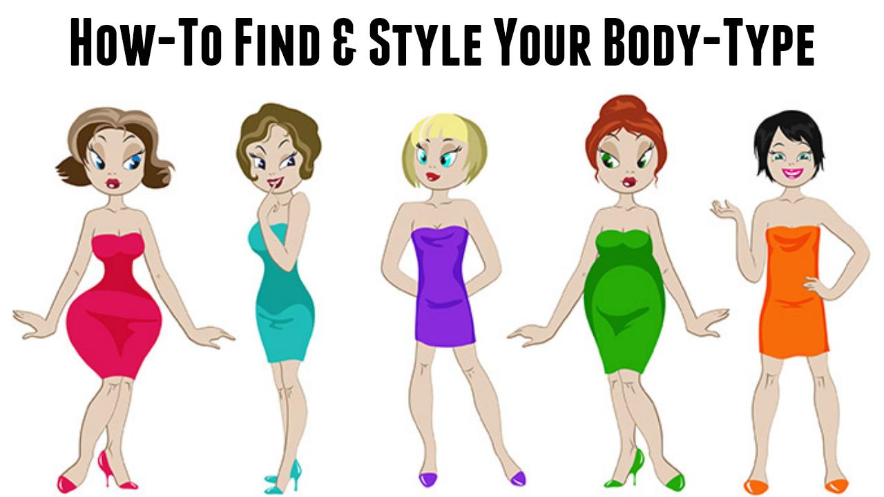 تعلمي طرق اختيار الملابس المناسبة لشكل جسمك