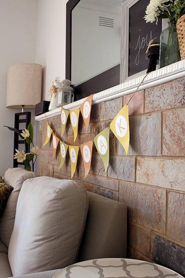 أفكار لترتيب وتزين منزلك في العيد 3