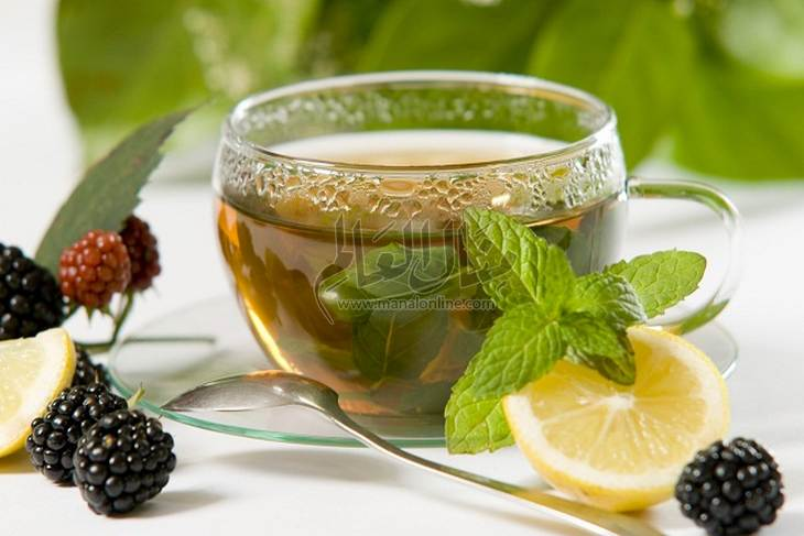 وصفة الشاي الأخضر لتعزيز المناعة