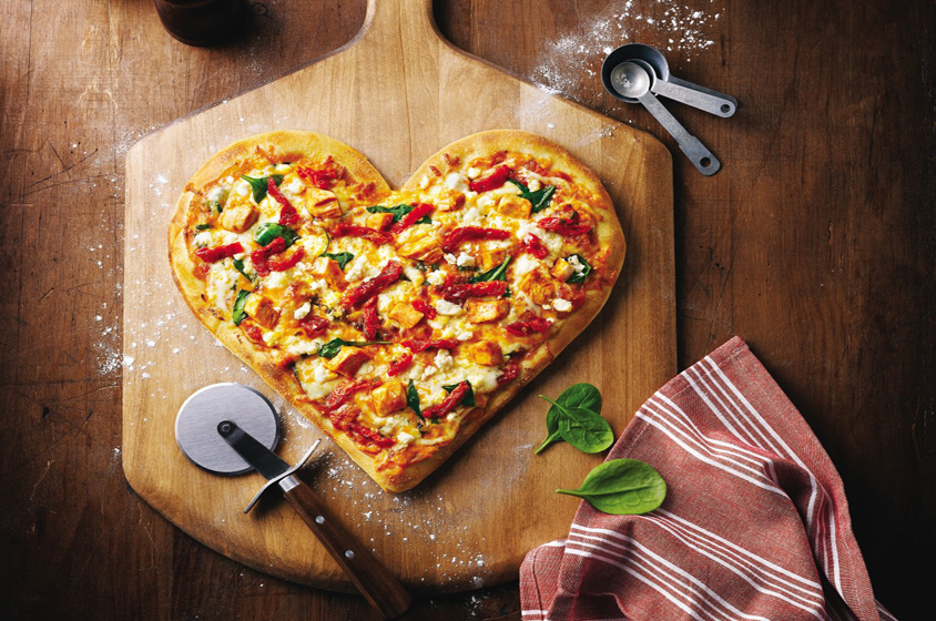 أسرار لتحويل البيتزا الى طعام صحي