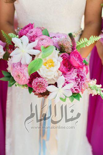 ياجمال الورد! وخاصةً إن كان ورد العروس-9