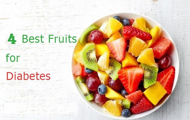 أفضل 4 فواكه مفيدة لمرضى السكر