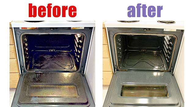 افضل وأسرع طريقة لتنظيف الفرن - المشاهدات : 281K