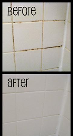 طريقة سهلة وبسيطة لتنظيف أرضيات وحوائط الحمام والمطبخ - المشاهدات : 169K