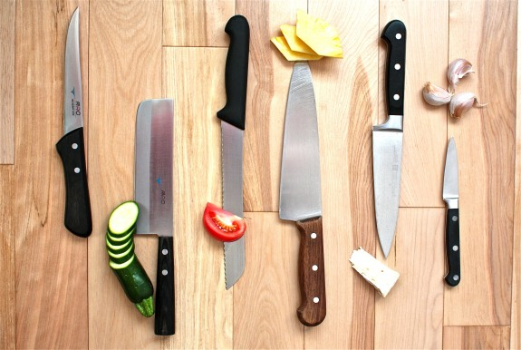 كل ما يهمك عن سكين المطبخ بقلم منال العالم - المشاهدات : 16.2K
