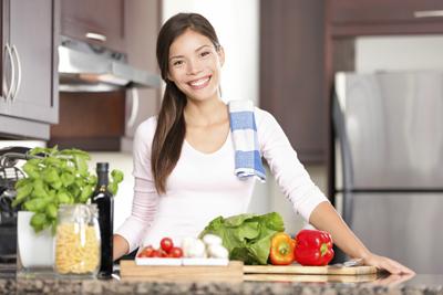 اجعلي وقتك في المطبخ أكثر سهولة وإتقان - المشاهدات : 27.5K