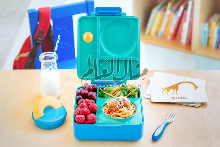 كيفية تحضير وجبات مدرسية صحية لأطفالك - المشاهدات : 2.96K