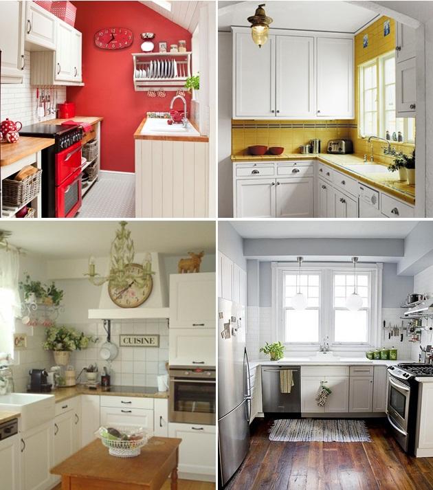 ارشادات مهمة لتنظيم ديكور المطبخ الصغير - المشاهدات : 76.4K