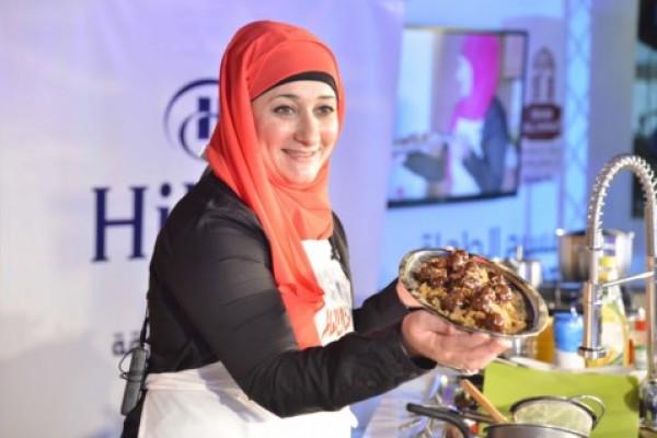 مهرجان القصباء للمأكولات السابع بنكهة إماراتية مع منال العالم