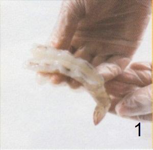 خطوات تنظيف الروبيان - المشاهدات : 5.76K