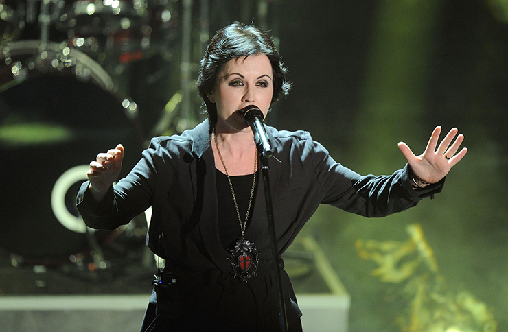Dolores O'Riordan of The Cranberries dies, aged 46