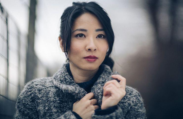 Actress Jing Lusi