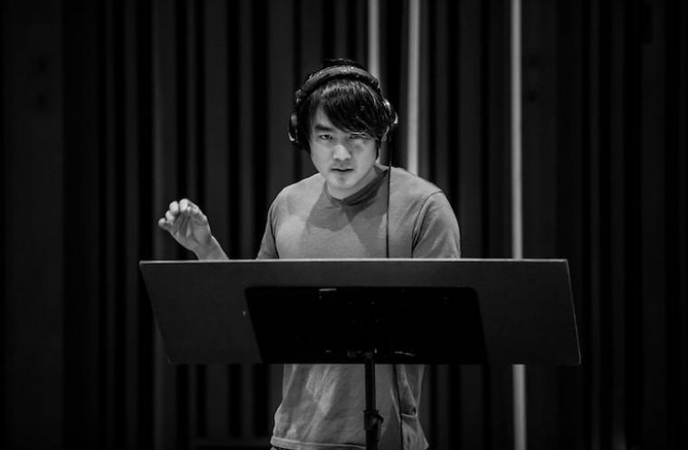 Roger Suen conducting Gook