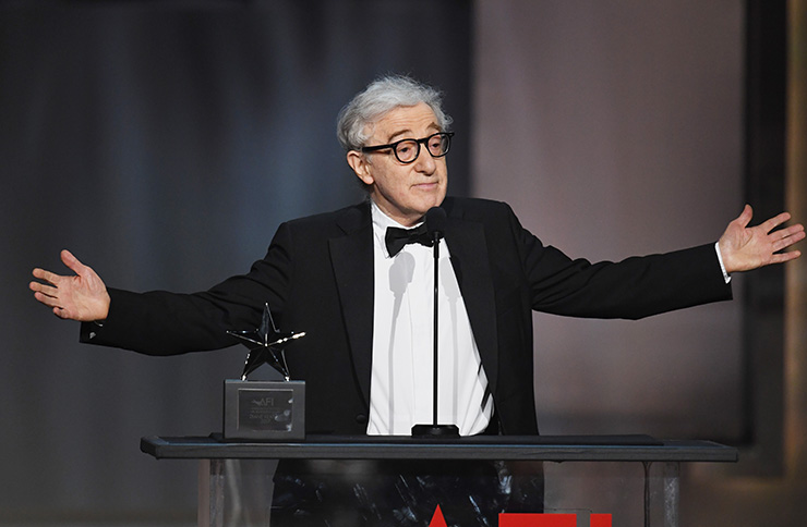 Woody Allen sexual assault claims to be discussed in Dylan Farrow TV interview