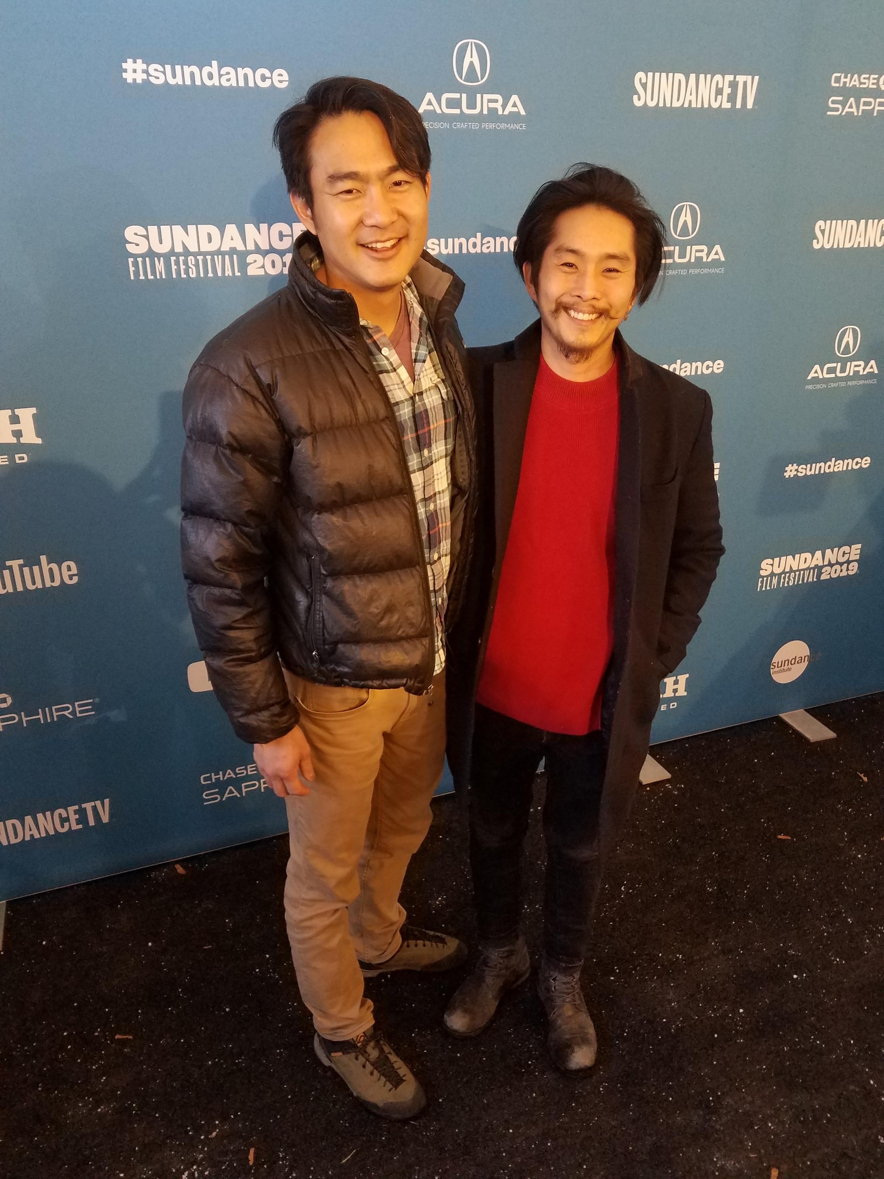 Roger Suen and Justin Chong
