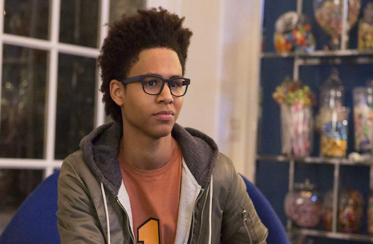 Rhenzy Feliz in Marvel's 'Runaways'