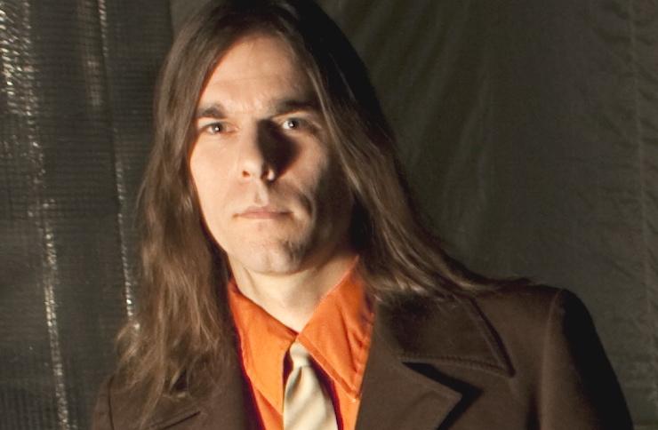 Composer Graham Reynolds