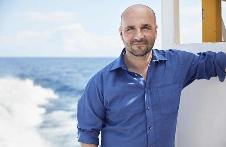 James Honeyborne – Blue Planet II's executive producer