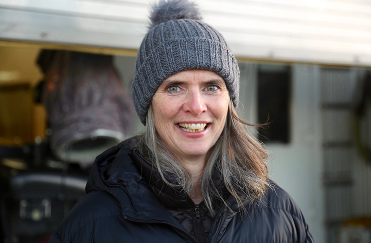 Orla Doherty – Blue Planet II producer