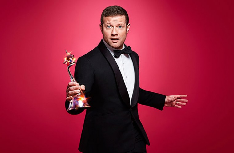 The National Television Awards presenter Dermot O'Leary