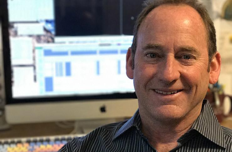 Skip Macdonald – editor of Better Call Saul