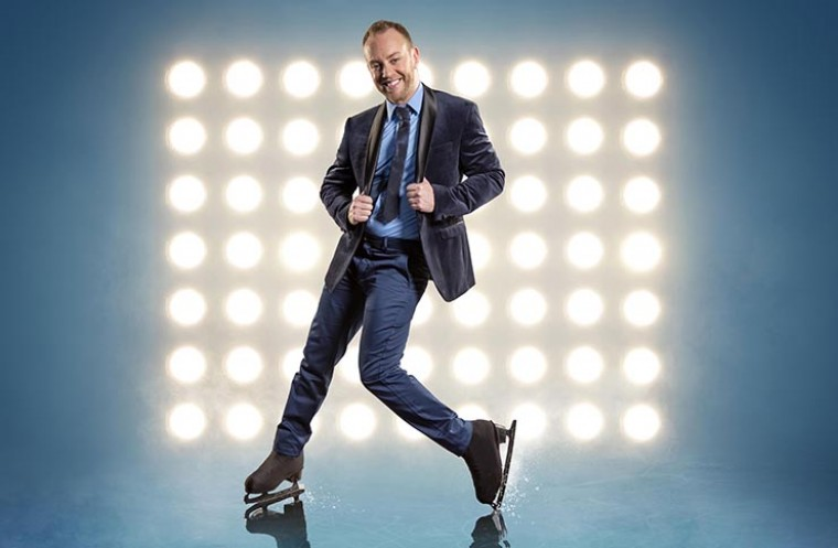 Dancing on Ice partner Daniel Whiston