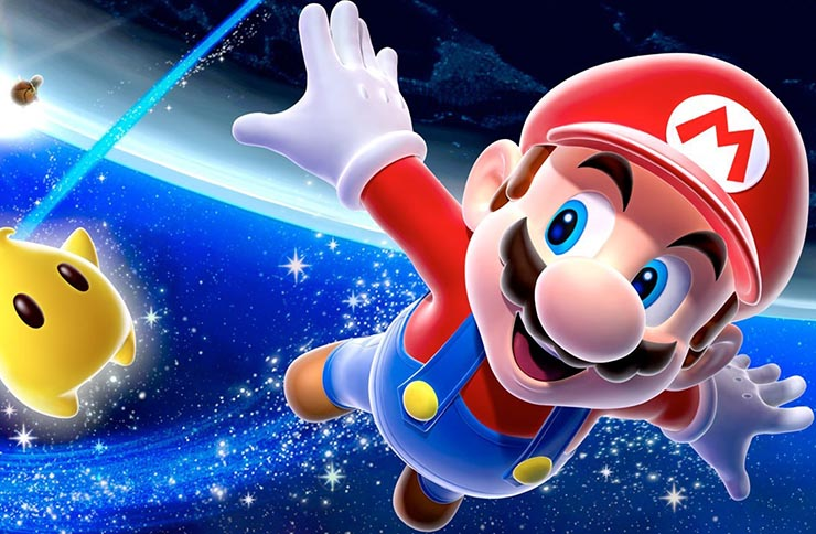 A Super Mario movie is being produced by Nintendo