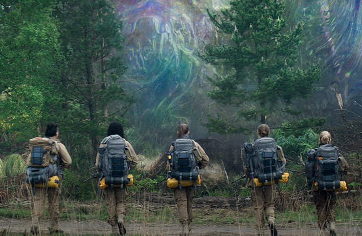 ​Annihilation director Alex Garland criticised for alleged white-washing – and here's his response