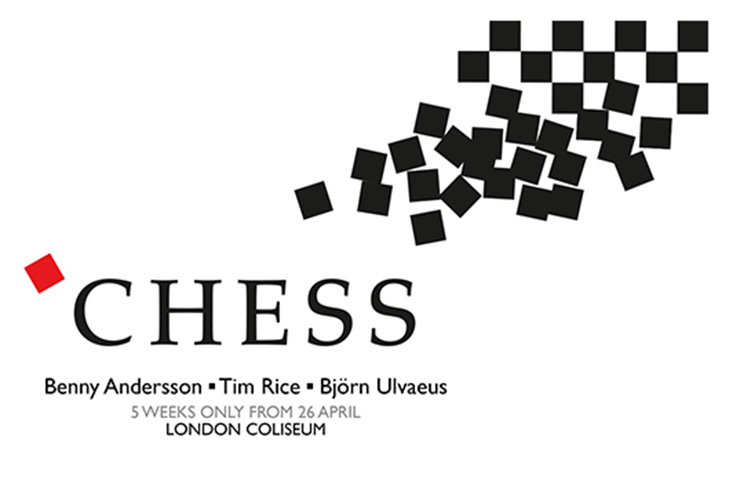 Little known ABBA musical 'Chess' coming to the West End with high hopes for Broadway