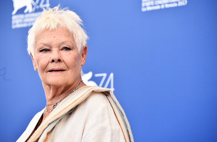 actresses famous later in life judi dench melissa mccarthy jane lynch acting