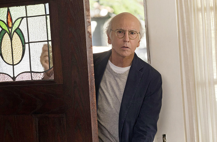 EXCLUSIVE: Curb Your Enthusiasm editor Jonathan Corn on cutting comedy & working with Larry David
